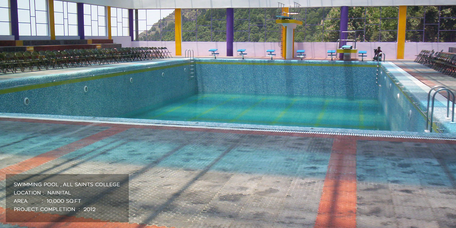 Pool All Saints-the-novarch-architects-best-architects-in-cr-park-south-delhi-110019